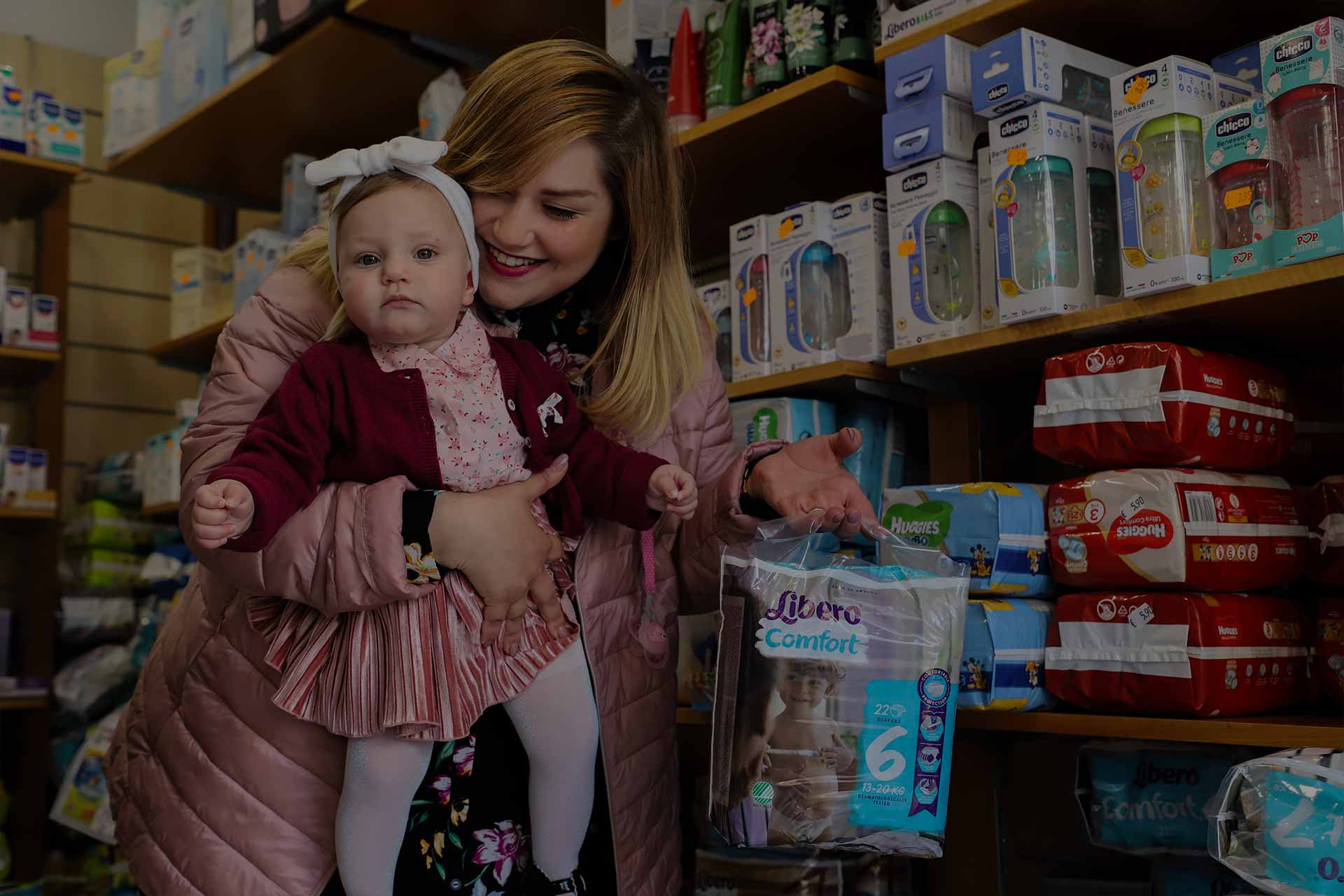 Mother & Baby Ladipsoli
